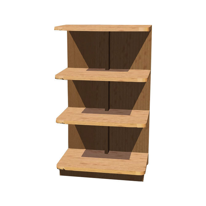 kita bonn wandregal 45 x 76 x 30 cm kindergarten kids und kita allyoureallyneed. Black Bedroom Furniture Sets. Home Design Ideas