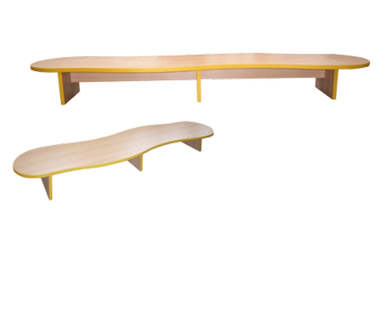 kita bonn sitzbank welle 240 x 35 x 50 cm. Black Bedroom Furniture Sets. Home Design Ideas