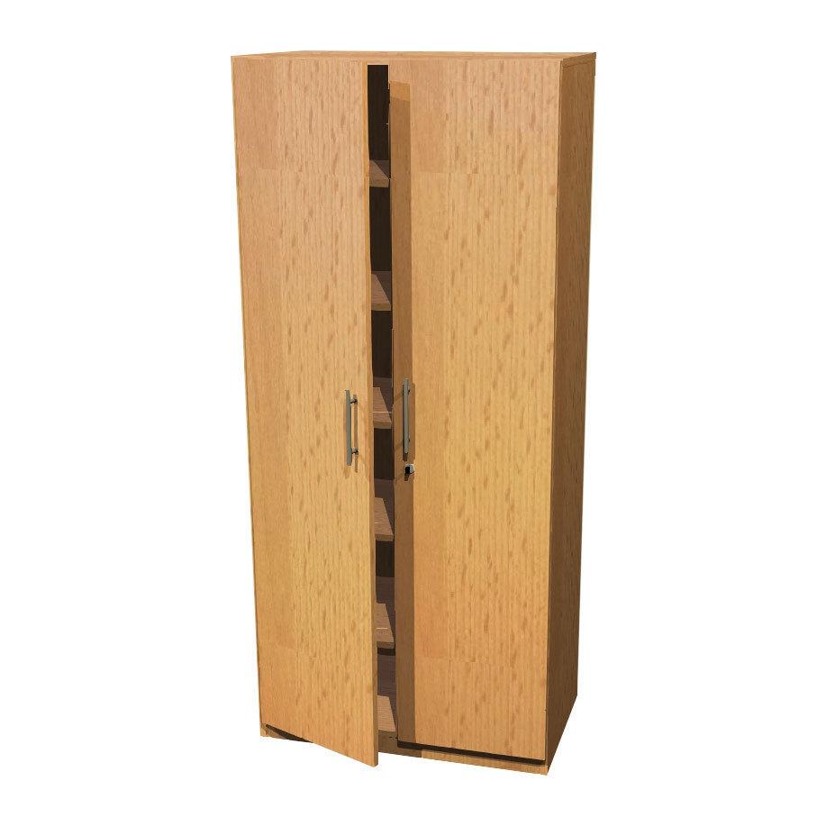 kita bonn sicherheits aktenschrank 80 x 185 x 60 cm schloss kids und kita allyoureallyneed. Black Bedroom Furniture Sets. Home Design Ideas