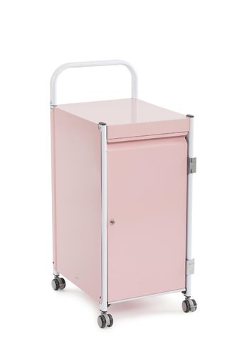 Gratnells Power Trolley i.d. Farbe pink ohne Power Trays