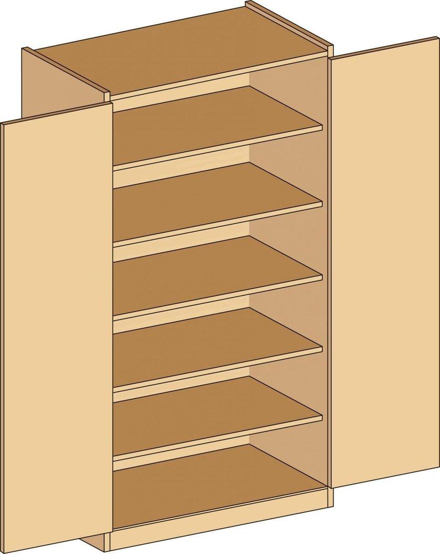 kita berlin schrank mit einlegeb den abschlie b t ren decor buche kids und kita. Black Bedroom Furniture Sets. Home Design Ideas