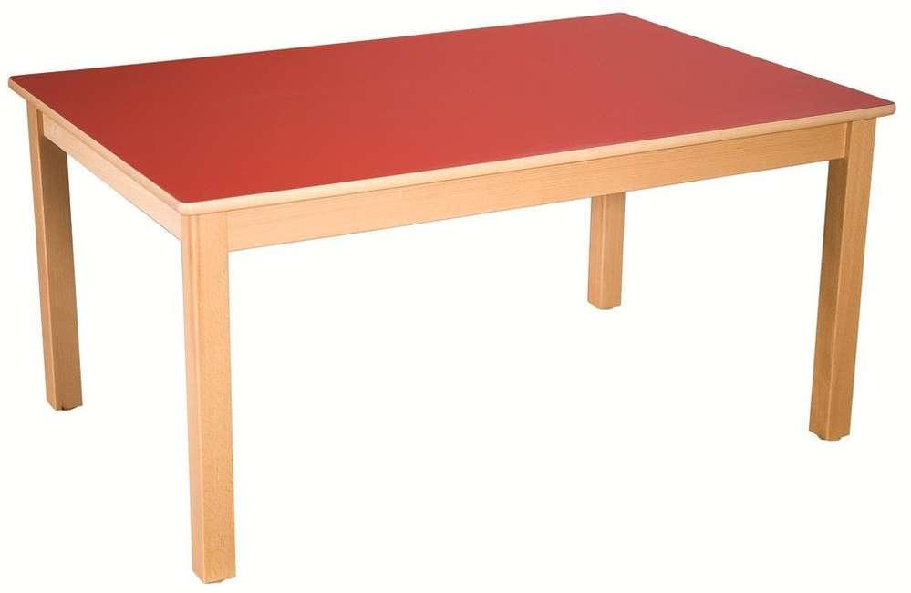 Kita Berlin Tisch 120 X 80 Cm In 8 Hohen 2 Tischplatten 14