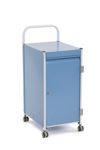 Gratnells Power Trolley i.d. Farbe blau ohne Power Trays
