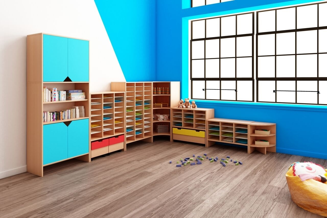 kita hamburg classic schrank f r kisten container l b84 t39 h93 cm kids und kita. Black Bedroom Furniture Sets. Home Design Ideas