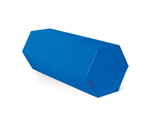 "Kita ""Hamburg"" Softplay Blocks * sechseckiger Balken 100 x 40 x 40 cm"