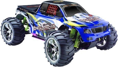"RC Verbrenner Monstertruck "" Behemoth "" 3,0ccm M 1:10 -2,4GHZ"
