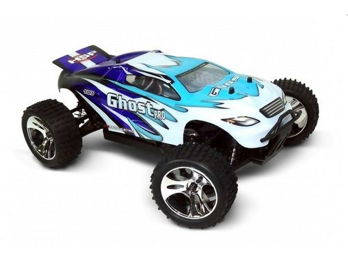 "RC Truggy ""HSP Ghost"" Brushless 4WD - 1:18 2,4Ghz"