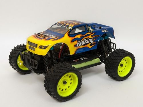 "RC Monster Truck ""HSP Kidking"" 4WD - 1:16 2,4Ghz"